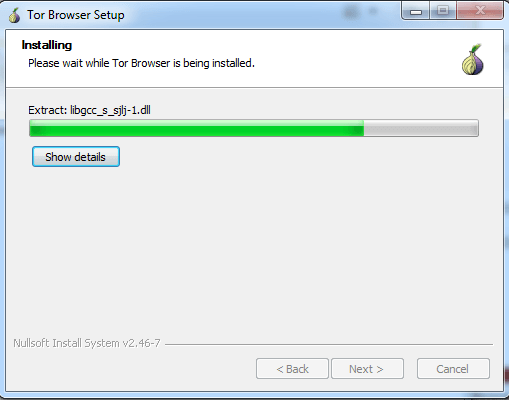 Tor Browser Installation-step 4