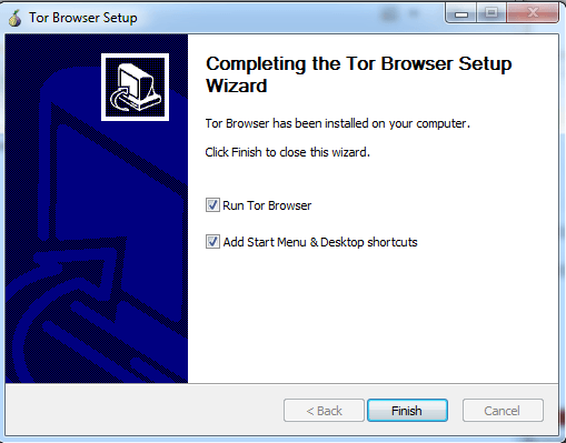 Tor Browser Installation-step 5