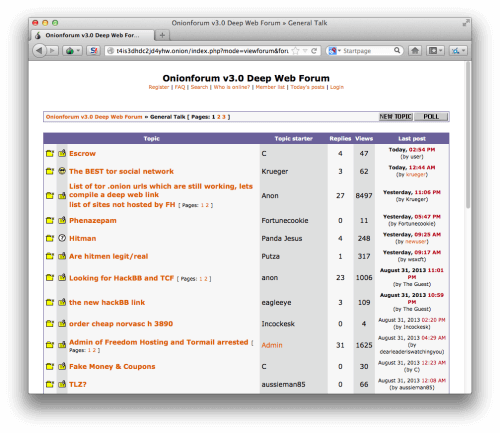 Mysteriously Random Deep Web Screenshots found of the Web  Violent