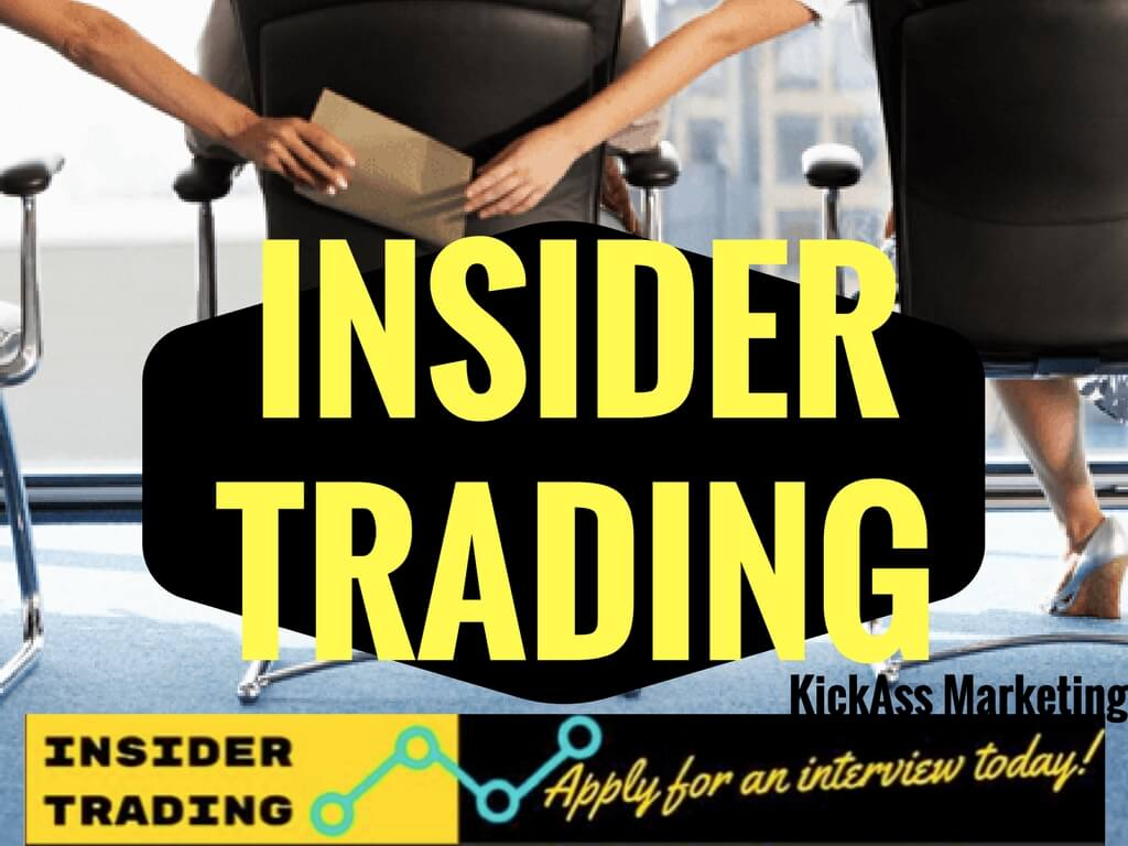Insider Trading Expanding on Dark Web – Security Firm Reports